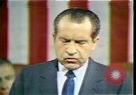 Image of President Richard M Nixon Washington DC USA, 1970, second 9 stock footage video 65675057435
