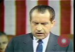 Image of President Richard M Nixon Washington DC USA, 1970, second 10 stock footage video 65675057435