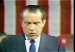 Image of President Richard M Nixon Washington DC USA, 1970, second 11 stock footage video 65675057435