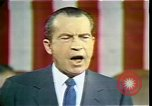 Image of President Richard M Nixon Washington DC USA, 1970, second 12 stock footage video 65675057435