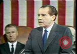 Image of President Richard Nixon Washington DC USA, 1970, second 1 stock footage video 65675057436