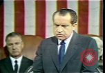 Image of President Richard Nixon Washington DC USA, 1970, second 2 stock footage video 65675057436