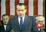 Image of President Richard Nixon Washington DC USA, 1970, second 4 stock footage video 65675057436