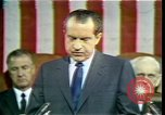 Image of President Richard Nixon Washington DC USA, 1970, second 6 stock footage video 65675057436
