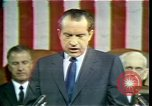 Image of President Richard Nixon Washington DC USA, 1970, second 7 stock footage video 65675057436