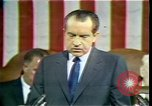 Image of President Richard Nixon Washington DC USA, 1970, second 9 stock footage video 65675057436