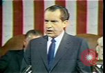 Image of President Richard Nixon Washington DC USA, 1970, second 11 stock footage video 65675057436