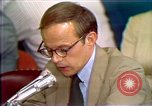 Image of John Dean's testimony Washington DC USA, 1973, second 3 stock footage video 65675057443