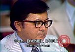 Image of John Dean testifies Washington DC USA, 1973, second 4 stock footage video 65675057444
