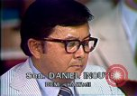 Image of John Dean testifies Washington DC USA, 1973, second 5 stock footage video 65675057444