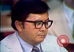 Image of John Dean testifies Washington DC USA, 1973, second 8 stock footage video 65675057444