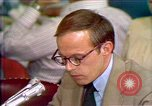 Image of John Dean testifies Washington DC USA, 1973, second 1 stock footage video 65675057445