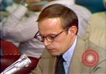 Image of John Dean testifies Washington DC USA, 1973, second 2 stock footage video 65675057445