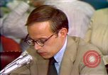 Image of John Dean testifies Washington DC USA, 1973, second 4 stock footage video 65675057445