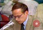 Image of John Dean testifies Washington DC USA, 1973, second 6 stock footage video 65675057445