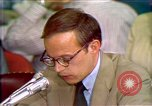 Image of John Dean testifies Washington DC USA, 1973, second 7 stock footage video 65675057445