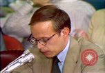 Image of John Dean testifies Washington DC USA, 1973, second 8 stock footage video 65675057445