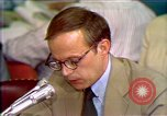 Image of John Dean testifies Washington DC USA, 1973, second 11 stock footage video 65675057445
