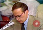 Image of John Dean testifies Washington DC USA, 1973, second 12 stock footage video 65675057445