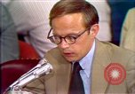 Image of John Dean testifies Washington DC USA, 1973, second 1 stock footage video 65675057447