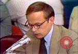 Image of John Dean testifies Washington DC USA, 1973, second 2 stock footage video 65675057447