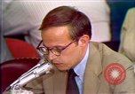 Image of John Dean testifies Washington DC USA, 1973, second 8 stock footage video 65675057447