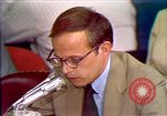 Image of John Dean testifies Washington DC USA, 1973, second 9 stock footage video 65675057447