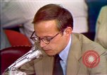Image of John Dean testifies Washington DC USA, 1973, second 10 stock footage video 65675057447