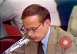 Image of John Dean testifies Washington DC USA, 1973, second 1 stock footage video 65675057448