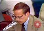 Image of John Dean testifies Washington DC USA, 1973, second 4 stock footage video 65675057448