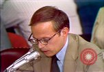 Image of John Dean testifies Washington DC USA, 1973, second 6 stock footage video 65675057448