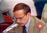 Image of John Dean testifies Washington DC USA, 1973, second 9 stock footage video 65675057448