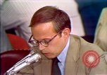 Image of John Dean testifies Washington DC USA, 1973, second 12 stock footage video 65675057448