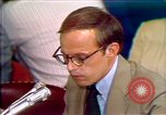 Image of John Dean testifies Washington DC USA, 1973, second 1 stock footage video 65675057449