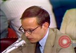 Image of John Dean testifies Washington DC USA, 1973, second 3 stock footage video 65675057449