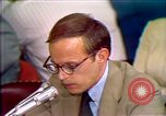 Image of John Dean testifies Washington DC USA, 1973, second 4 stock footage video 65675057449