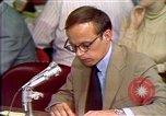 Image of John Dean testifies Washington DC USA, 1973, second 1 stock footage video 65675057451