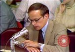 Image of John Dean testifies Washington DC USA, 1973, second 2 stock footage video 65675057451