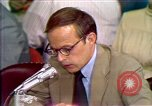 Image of John Dean testifies Washington DC USA, 1973, second 1 stock footage video 65675057452