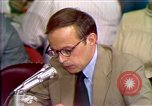 Image of John Dean testifies Washington DC USA, 1973, second 2 stock footage video 65675057452
