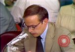 Image of John Dean testifies Washington DC USA, 1973, second 5 stock footage video 65675057452