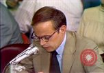 Image of John Dean testifies Washington DC USA, 1973, second 6 stock footage video 65675057452