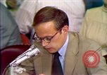 Image of John Dean testifies Washington DC USA, 1973, second 7 stock footage video 65675057452