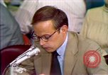 Image of John Dean testifies Washington DC USA, 1973, second 8 stock footage video 65675057452