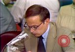 Image of John Dean testifies Washington DC USA, 1973, second 9 stock footage video 65675057452