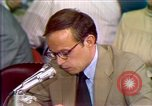 Image of John Dean testifies Washington DC USA, 1973, second 10 stock footage video 65675057452