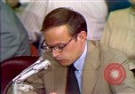 Image of John Dean testifies Washington DC USA, 1973, second 12 stock footage video 65675057452