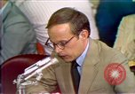 Image of Counsel John Dean's testimony Washington DC USA, 1973, second 9 stock footage video 65675057462