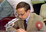 Image of John Dean testifies Washington DC USA, 1973, second 1 stock footage video 65675057463