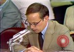 Image of John Dean testifies Washington DC USA, 1973, second 2 stock footage video 65675057463